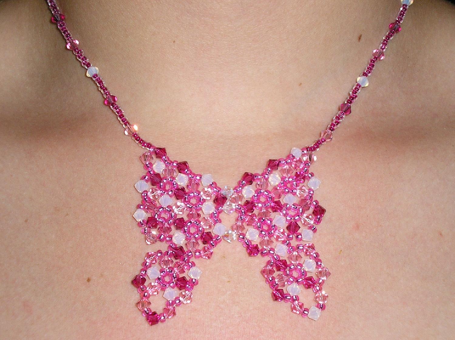 bijoux swarovski collier papillon With robe de cocktail combiné avec swarovski collier papillon